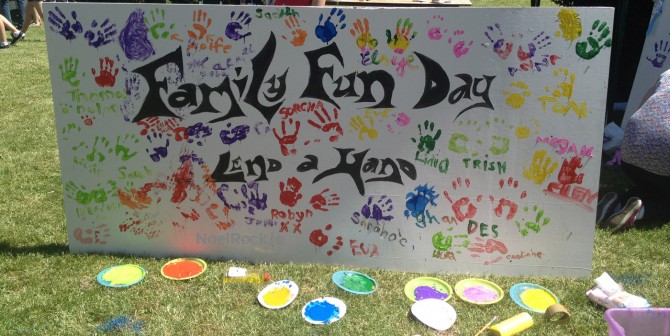 Iona Family Fun Day – A Great Community Event
