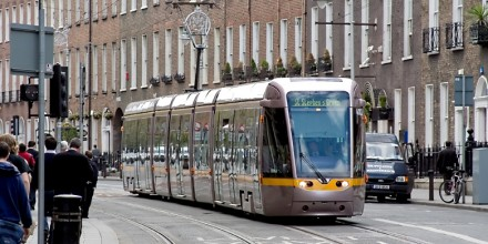 LUAS Cross City: added convenience for local commuters