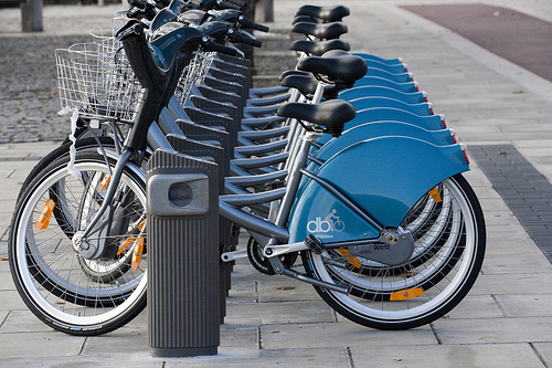 DublinBikes Expansion
