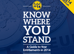 Know Where You Stand 2014