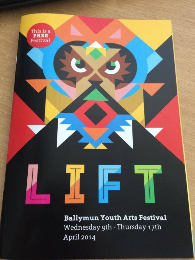 LIFT: Ballymun Youth Arts Fest