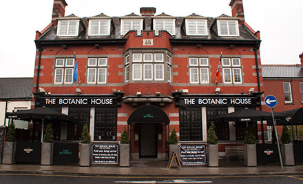 Botanic House Closes