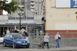 Ballymun Shopping Centre Update