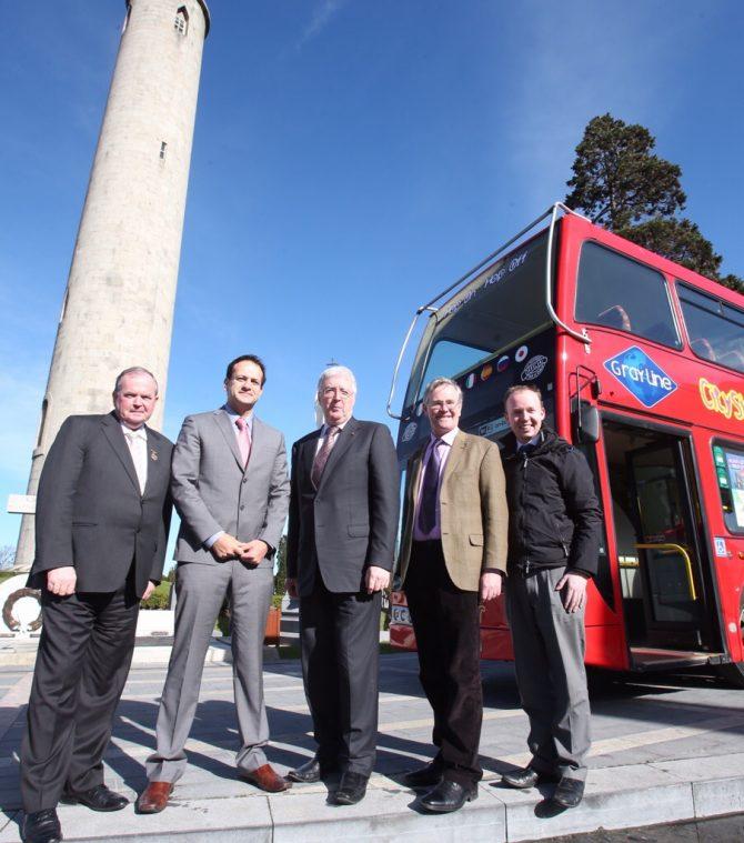 Tourism Figures Up Locally